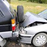 車の損傷程度から衝突速度を推定する