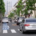 自転車の車道走行安全論には、嗤うしかあるまい