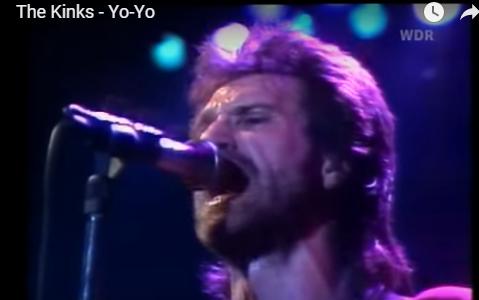 The Kinks yo‐yo