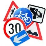 わかりづらい道路標識は、過失割合にどう影響するのか
