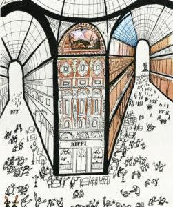 「人間のための街路」、そして「人間のための都市」