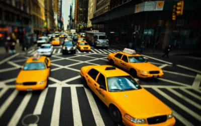 タクシーの休車損害