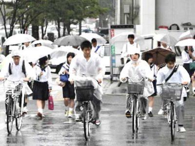 自転車通学で交通事故にあったとき